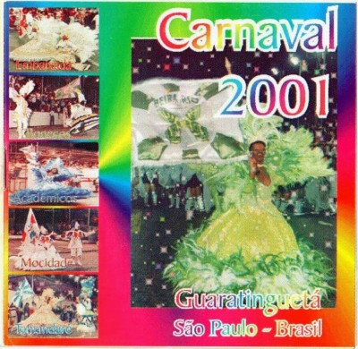 CAPA DO CD 2001