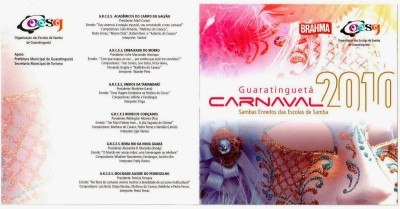 CAPA DO CD 2010