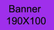BANNER 190X100