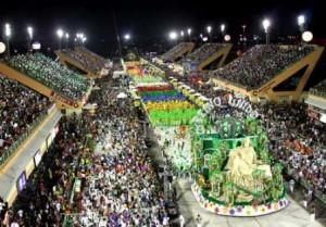 Manaus carnaval 2011