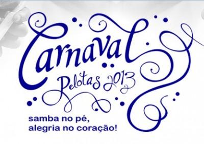 Carnaval de Pelotas 2013_logo