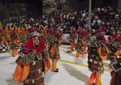 Deu Chucha na Zebra desfile 2013