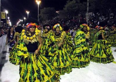 Ilha do Marduque desfile 2013