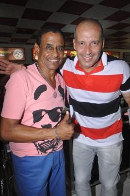 Bira Presidente e Marcelo Tijolo Vice-presidente do Salgueiro