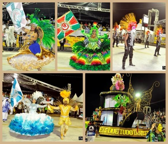Desfile 2015 de Porto Alegre