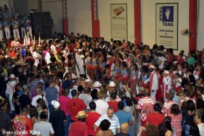 Estacio Uma noite no berço do samba
