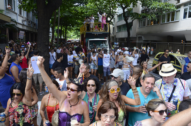 Bloco de Rua RJ