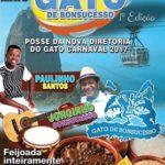 Gato de Bonsucesso lança enredo 2017